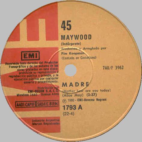 Afbeeldingsresultaat voor EMI 1016 maywood