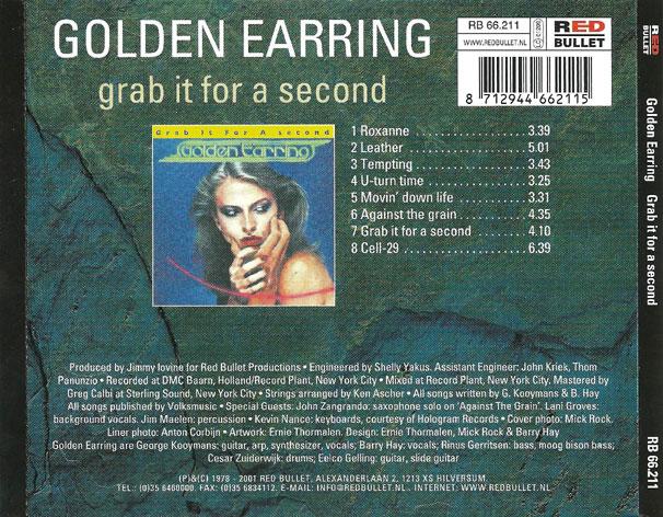 netherlands golden earring cds01