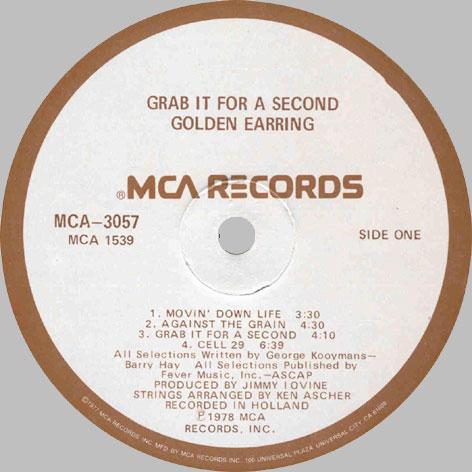 usa golden earring lp discography 1978